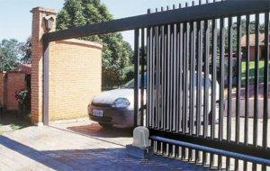 Portão eletrônico: por que é importante para a segurança do imóvel?
