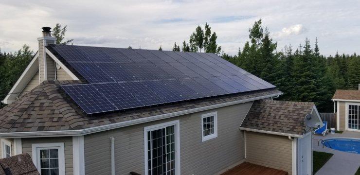 Energia sustentável em Residências e Empresas
