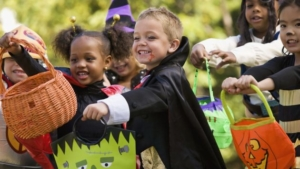 Cuidados que devemos tomar com crianças no Halloween