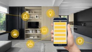 Casa Inteligente, Quarta Revolução Industrial e a Internet das coisas